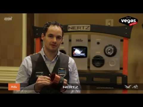 Hertz Audio VIdeo Mille Legend speakers - Tech Info