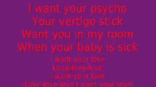 Lady Gaga - Bad Romance - Lyri…