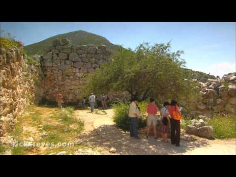 Mycenae, Greece: Ancient and Mysterious