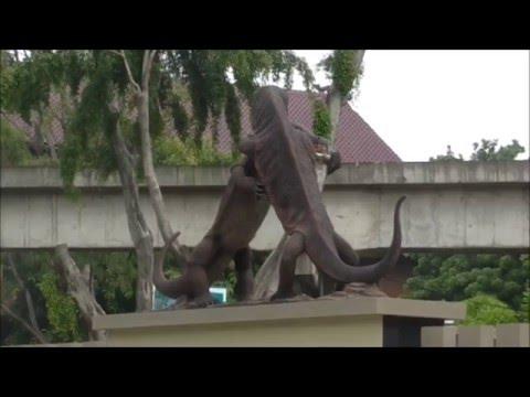 MUSEUM FAUNA INDONESIA KOMODO DAN TAMAN REPTIL