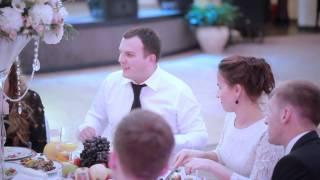"""Ведущий на свадьбу Федор Спиридонов, Ресторан """"Fusion"""", Crocus City Mall (long story)"""