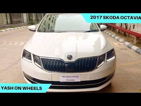 2017 Skoda Octavia India Review   Yash on Wheels