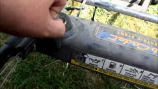 cub cadet self propelled mower for sale on craigslist