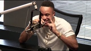 Rotimi From The Hit Series Power Live With Big Tigger!