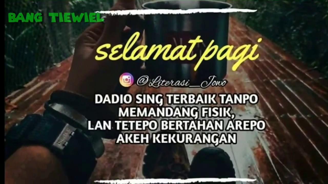Kumpulan Caption Bahasa Jawa Story Wa