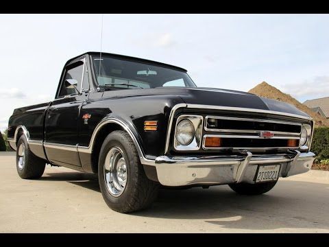 1968 Chevrolet C10 Pickup for Sale - YouTube