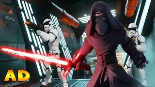 Disney Infinity 3.0 : Star Wars - The Force Awakens!