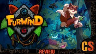 FURWIND - PS4 REVIEW (Video Game Video Review)