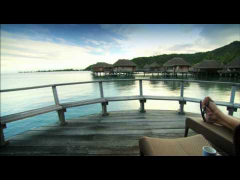 "The Island paradise ""Bora Bora"", Tahiti"