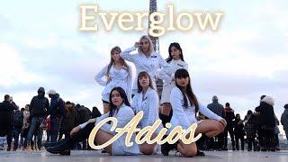 [KPOP IN PUBLIC PARIS] EVERGLOW (에버글로우) - 'Adios' dance cover by Darklight crew