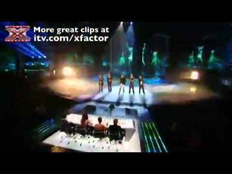 One Direction vs Westlife - Total Eclipse Of The Heart