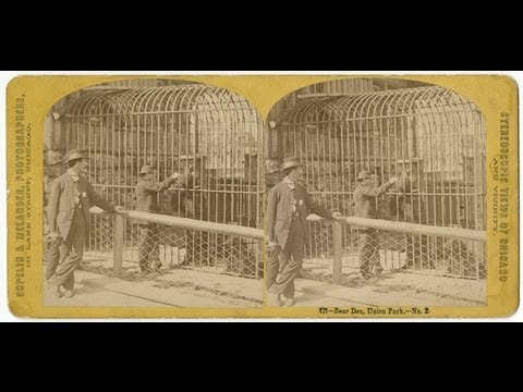 Curious City: Chicago's long-forgotten zoo