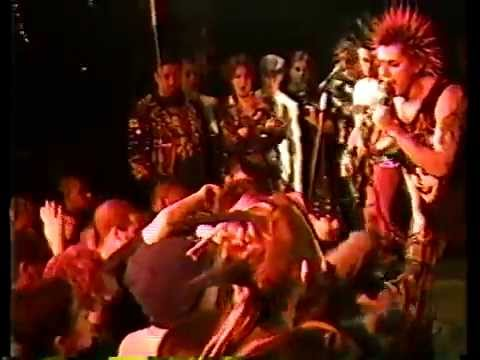 The Casualties - Live @ CBGB in NYC 1/14/96