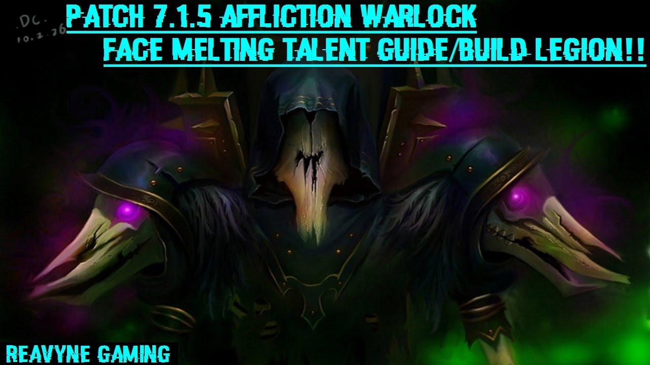 Affliction warlock artifact challenge guides wowhead.