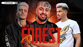 AM TERMINAT THE FOREST CU PALASH,ANDREAS SI CIUPZ
