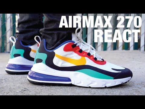 nike-air-max-270-react-review-&-on-feet