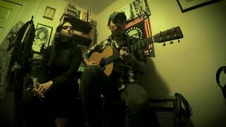 Roger Harvey & Anika Pyle sing Woody Guthrie's 'This Land Is Your Land'