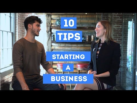 10 Tips for Starting Your Own Business | Artista Entertainment