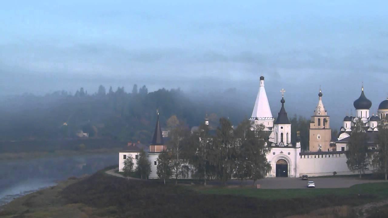 успенский монастырь старица фото один