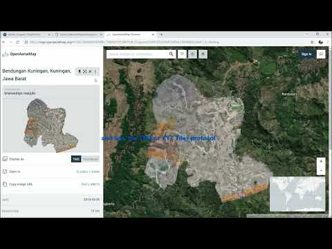 Download Online Maps and Imagery using QGIS