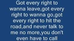 Akon-Don't Matter (Lyrics)