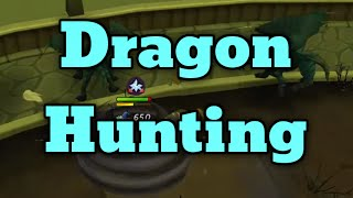 6 Hours of Dragon Hunting - Adamant/Rune Dragon Loot [Runescape 2015]