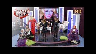 Gizem Kara Vatan TV Ekranlarında Karadeniz Fırtınası Estiriyor Huyum Kurusun