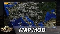 ETS2 1.34 | Mario Map v12.8