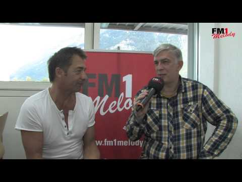 Gilbert im Radio Melody Interview Oktober 2014