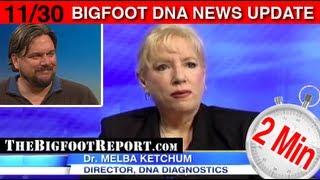 The Bigfoot Report - Bigfoot News  #2 -  Melba Ketchum and Matt Moneymaker