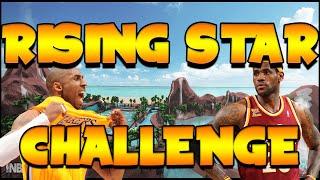 NBA 2K RISING STAR CHALLENGE?
