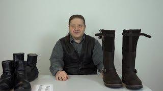 Зимние сапоги на меху. Meindi Kiruna GTX. Обзор.Обувь для священников служ. в неотапливаемых храмах.