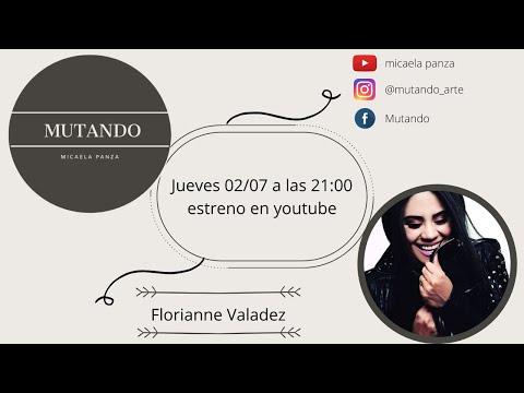 Florianne Valadez entrevista