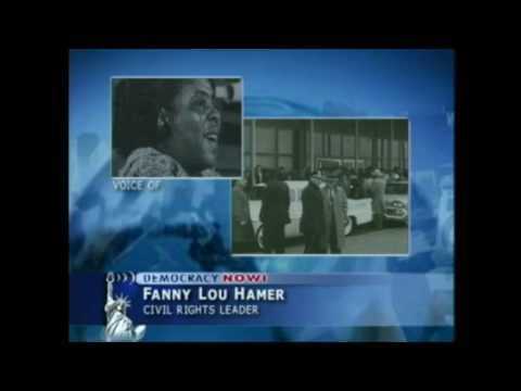 Fannie Lou Hamer, University of California, Berkeley 1965 (2/2)