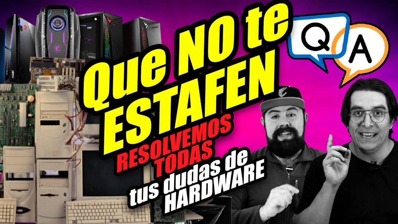 Download QUE NO TE ESTAFEN ¿No sabes que componentes comprar para tu Primera PC? aqui te decimos!