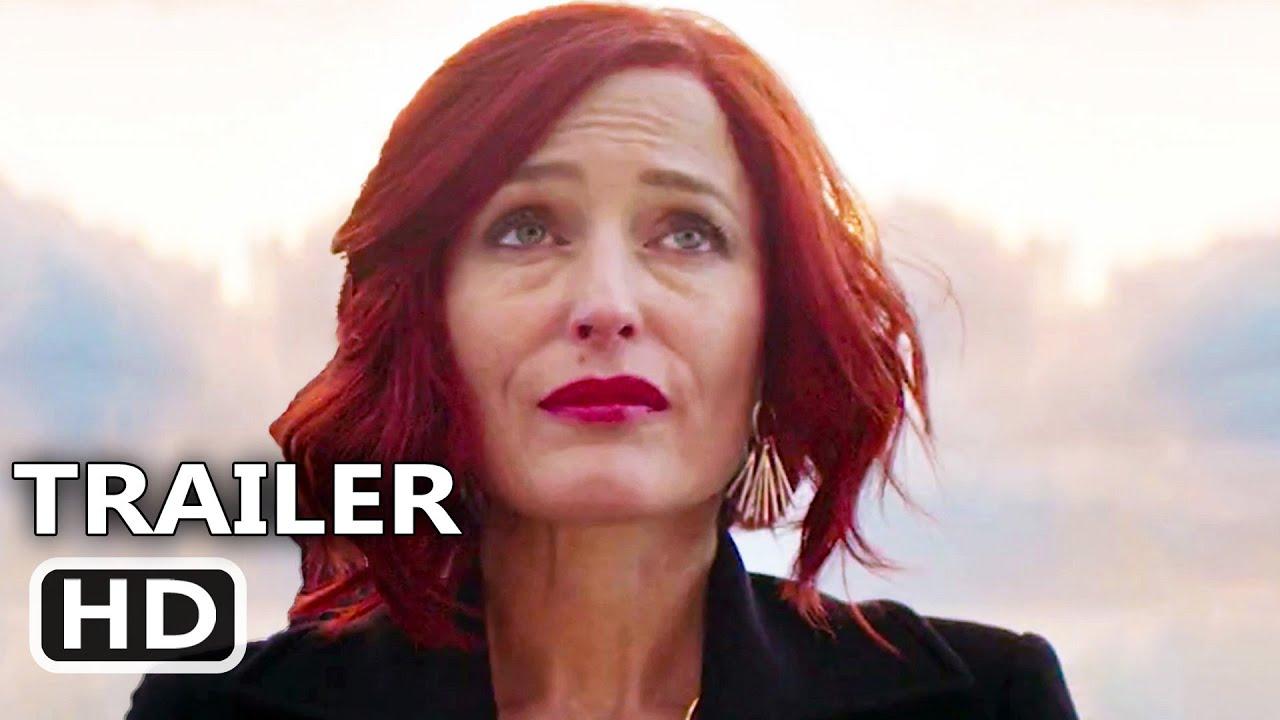 THE SUNLIT NIGHT Trailer (2020) Gillian Anderson, Zach Galifianakis, Jenny Slate Movie HD Смотри на