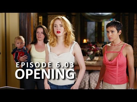 """Charmed - 6x03 Opening Credits – Forget Me Not – """"Enchanted"""""""