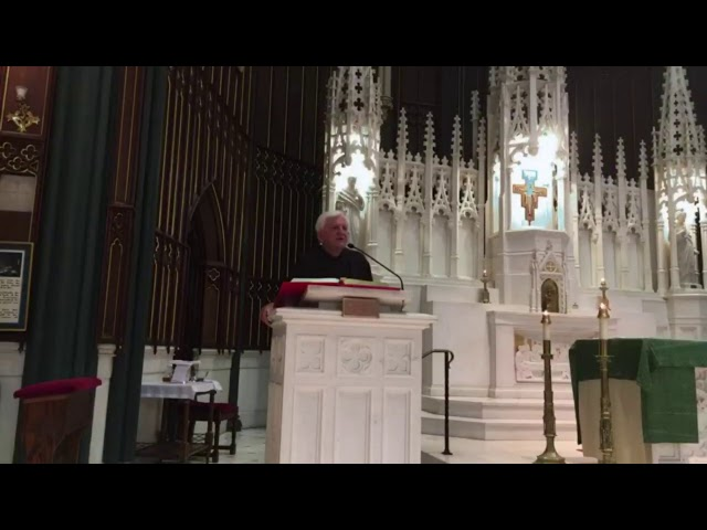 Important Announcement from our pastor, Fr. John Daya.