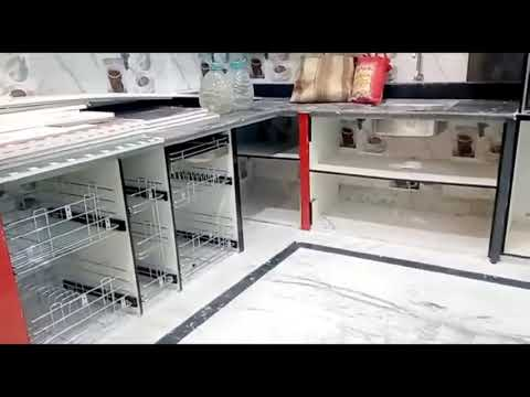studying modular kitchen decoration | new video