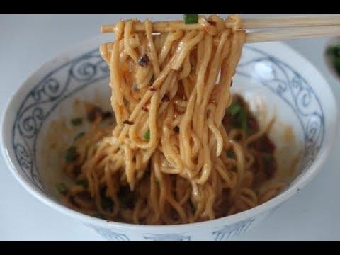 Kuchnia Chińska-prosty I Szybki Przepis Na Makaron Po Syczuańsku