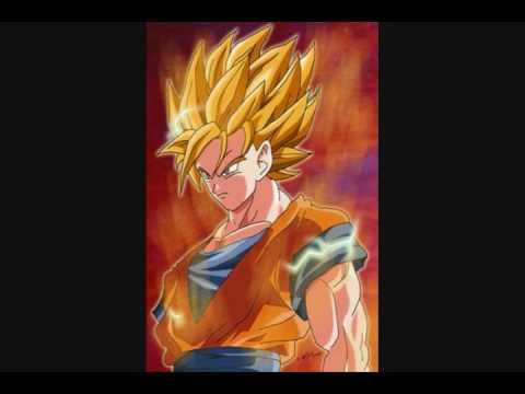 Goku Super Saiyan 1-6