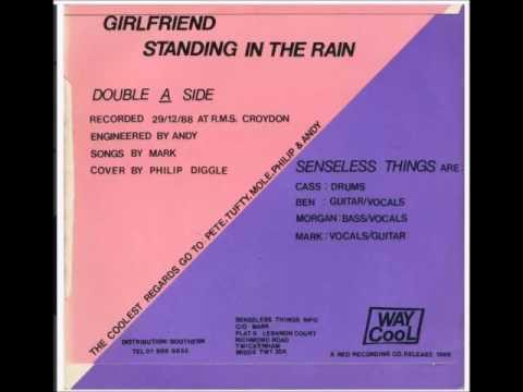 Senseless Things - Girlfriend (7 inch single)