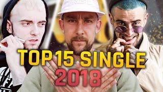 TOP 15 SINGLI POLSKIEGO HIP HOPU 2018