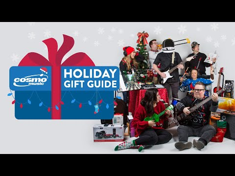 The Holiday Gift Guide For Music Lovers - Cosmo Music