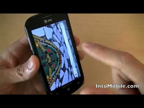 Samsung Focus (Windows 7 Phone) Exclusive Review!