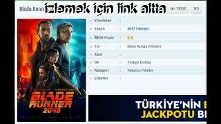 Blade Runner 2049 - Film İzle Türkçe Dublaj