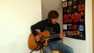 Echosmith - Cool Kids ( Fingerstyle Cover von Thomas Höflein )