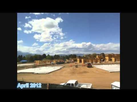 Nearly Year Time lapse - Colorado Springs