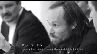 Syrien: JF-Reporter Billy Six ist wieder frei !