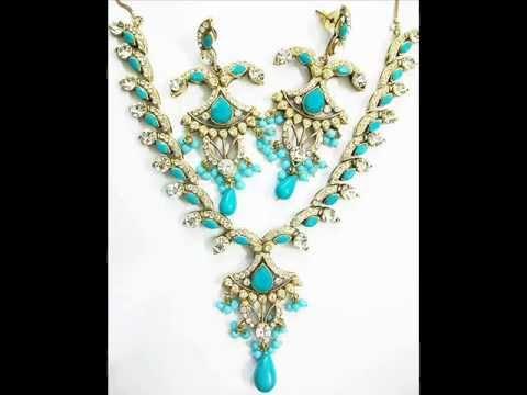 Victorian Vintage jewelry by www.beaded-jewellery.com